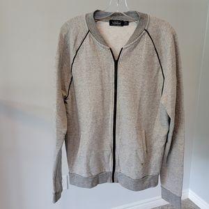 Topman Zip Up Sweater Jacket
